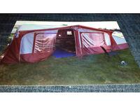 Full caravan awning NR Scorpio