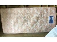 FREE silent night single mattress