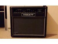 Guitar Amp - Hiwatt Maxwatt G50R - 50 Watt