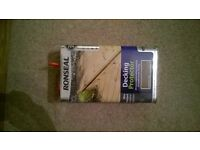 Ronseal Decking Protector 5L Natural Oak