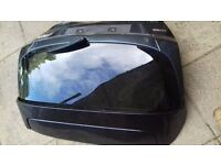 ford fiesta tail gate boot door 2008-2016 colour grey