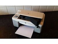 HP Deskjet F380 - 3 in 1 (printer + copy + scanner)