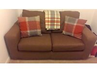2 seater DFS sofa bed