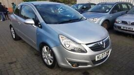 Vauxhall corsa 1.2 petrol long mot drives superb cheap px to clear 495