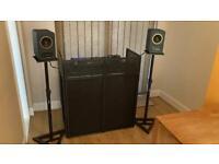 Mobile/Home DJ Equipment