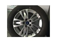 FORD S-MAX 2010-2015 ALLOY WHEEL R16 WITH 5.0 MM TYRE BT11-3