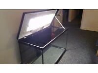 Hagen Fishtank ideal for tropical or coldwater fish