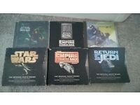 Collection of Star Wars Original Soundtracks & Original Radio Drama CD's