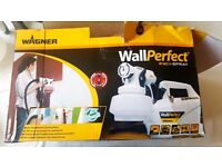 Wagner Wall Perfect W665 I-Sprayer Paint Sprayer Interior