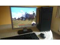 Windows 10 Gaming PC Computer