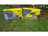 Zotac GeForce GTX 1080 8GB AMP Mini Edition Graphics Card - Brand New