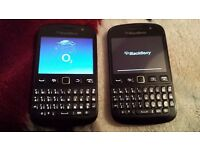 BlackBerry 9720 O2 EE Vodafone GOOD CONDITION Wi-Fi touch screen Only London