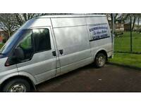 Ford transit swap for car