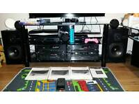 Technics Stack System CD/AMP/Tuner/Tape