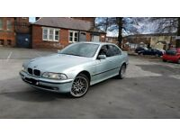 For sale BMW 525 automatic 2.5 petrol nice condition inside outside