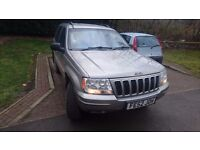 Jeep 2.7 crd