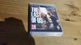 The Last of Us PS3 Sealed