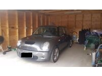 2005 Mini Cooper S (Supercharged)