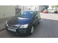 FORD FOCUS GHIA GOOD CONDITION WITH 12 MONTH MOT AND LOW MILES 69000