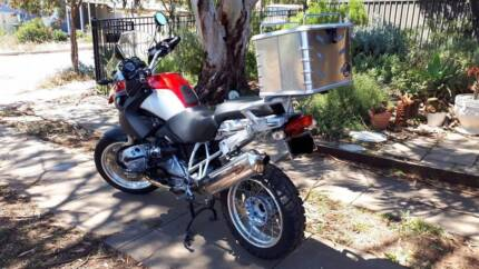 BMW R1200GS Dual Sport Adventure Motorbike
