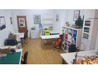 Desk spaces available in friendly shared office - Clapham, London