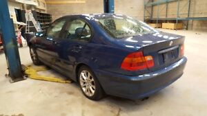 2002  BMW E46 Parting Out