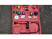 Universal Radiator Pressure Test Kit