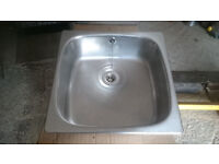 ss sink over or under used condition