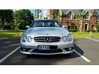 Mercedes Benz CLK 200 1.8L Kompressor Sport 2d