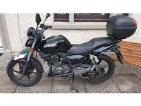 WORX 125 MOTORCYCLE