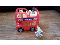 ELC Happyland London bus with sounds