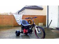 200cc drift trike . Quad stomp pit bike