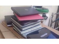 3 Duo Ciore laptops, win 7, full office, any others