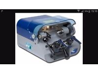 Key cutting machine. By rigel orion