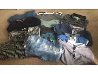 Bundle boys 7-8 clothes