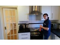 Domestic cleaning services from £9/h, office cleaning, Regular & One-off cleans, Commercial cleaning