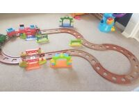Happyland train with extension