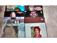 Selection of pre-owned vinyl LPs