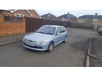 Peugeot 306 automatic !!!.. drives without folds!!