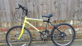 boys bike in excellent condition