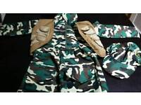 Army dress up costume