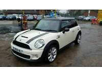 2011 Mini Cooper S . Just done 49000 only