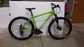 "Brand new 29"" Raleigh Grabban - Never used"