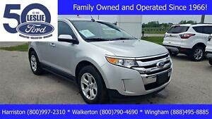 2012 Ford Edge SEL FWD | One Owner | Heated Seats