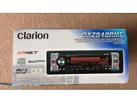 Brand new clarion Dxz848rmc Car Stereo