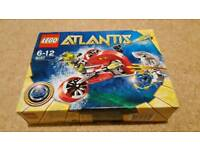 Lego Atlantis Wreck Raider 8057