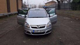 Vauxhall Zafira 1.9 SRI CDTI 150A automatic (EXCLUSIVE)panoramic roof,SPORT MODE