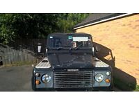 land rover defender county 300tdi 90.