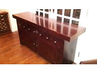 Dining / Living Room Consol Sideboard Unit / Table