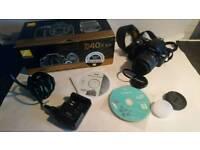 Nikon D40x DSLR Digital Camera